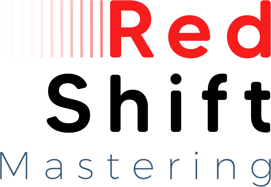 Red Shift Mastering